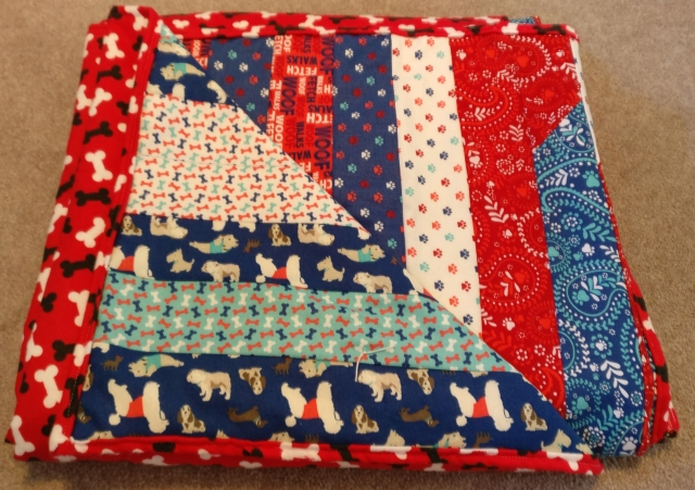 Quilt 2 is done!